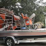 NEW! Deluxe 3 passenger private tour boat. Photo