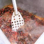 Crawfish boil by the bayou Photo
